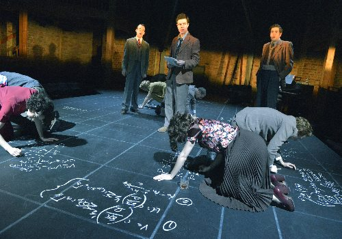 Oppenheimer Official Theatre floor