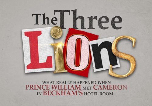 Three Lions St James Theatre London 500x350