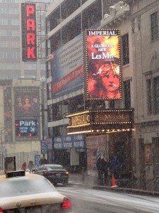 Les Miserables Broadway vs London