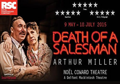 Death of a Salesman Official Theatre