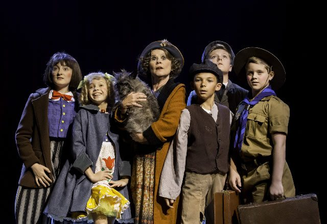 GYPSY REVIEW SAVOY THEATRE 1