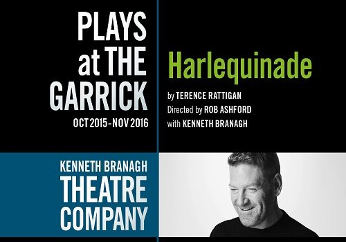 Harlequinade Garrick