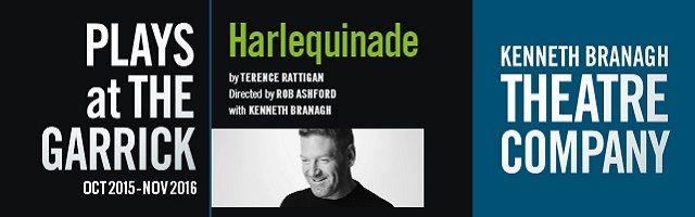 Harlequinade Kenneth Branagh Blog