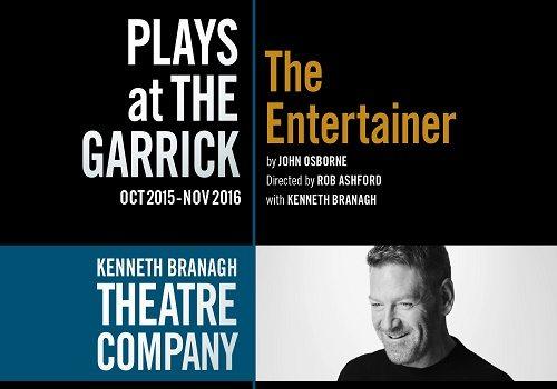 The Entertainer Garrick