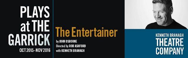 The Entertainer Kenneth Branagh blog