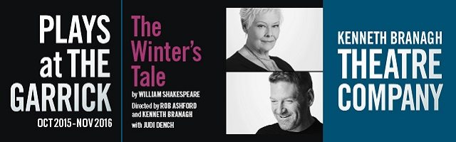 The Winters Tale Judy Dench Kenneth Branagh blog