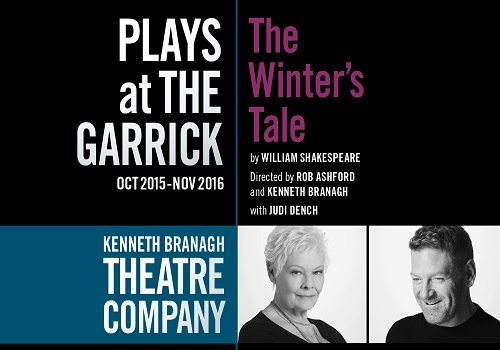 The-Winters-Tale-Judy-Dench-Kenneth-Branagh-tickets-garrick From Screen to Stage: 5 Hollywood actors treading the West End boards in 2015