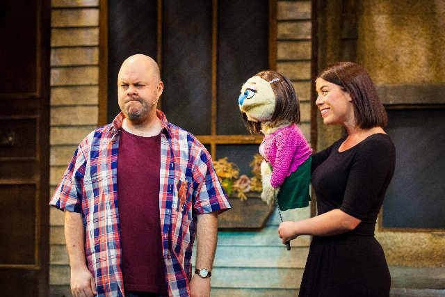 Avenue Q Review Greenwich Theatre Sarah Harlington