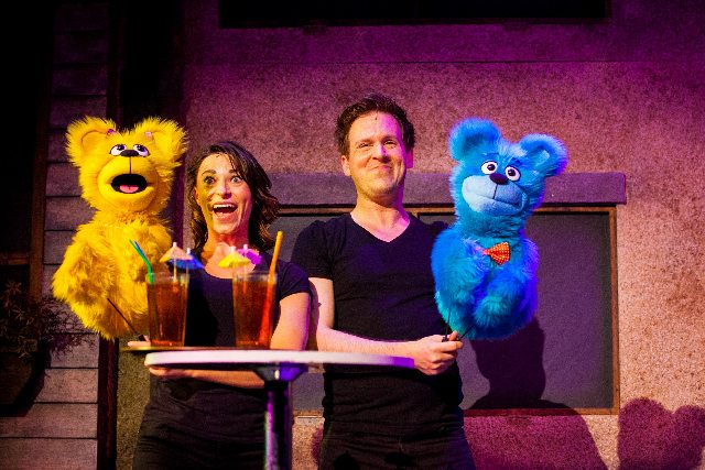 Avenue Q Review Greenwich Theatre