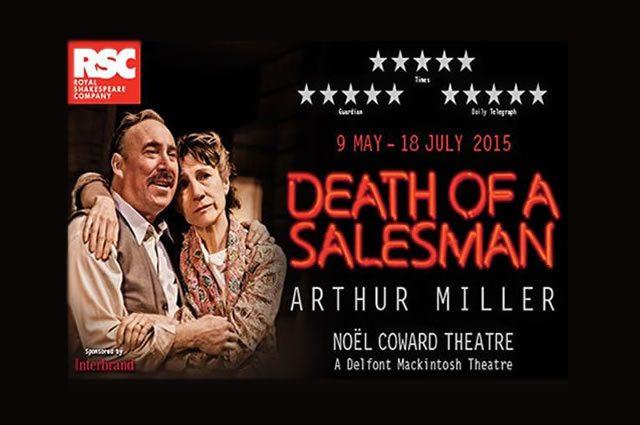 arthur millers death of a salesman as a modern tragedy