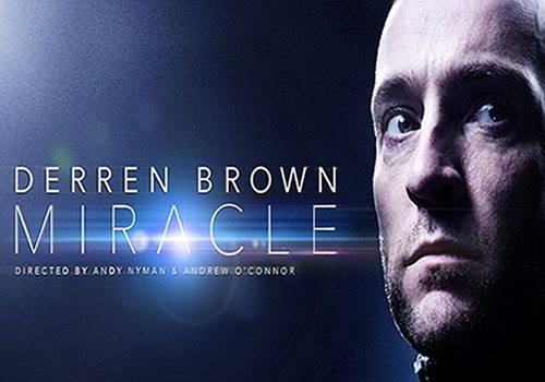 Derren Brown Miracle palace Theatre London