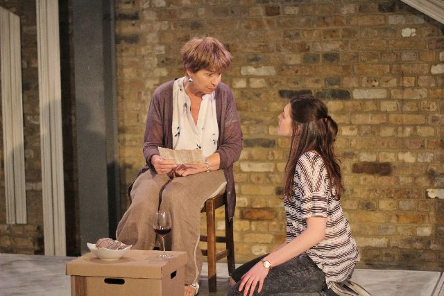 Now This is not the end review Arcola