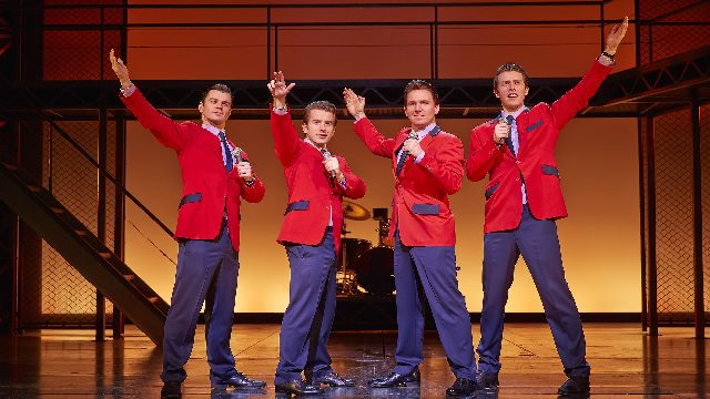 Jersey Boys Review Official Theatre