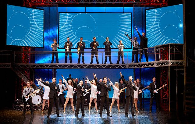 Jersey Boys Review Piccadilly