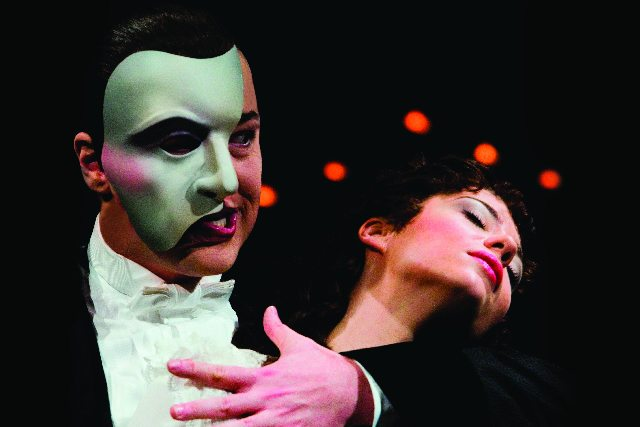 Phantom of the Opera London Review phantom