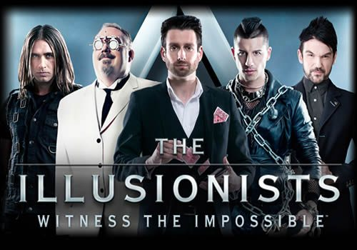 The Illusionists 500x350 Official Theatre