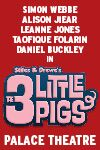 Three Little Pigs 100x150