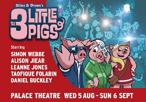 Three Little Pigs Palace OT