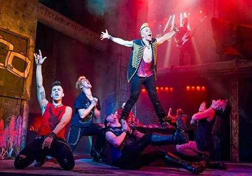 American Idiot - Production Shot