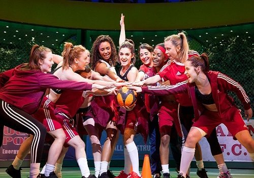 Bend it Like Beckham - Production Shot 1