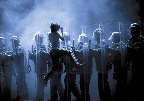 Billy Elliot - Production Shot 3