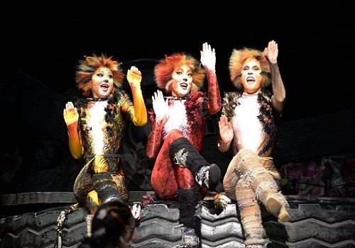 Cats - Production Shot 2