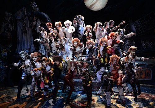 Cats - Production Shot 1