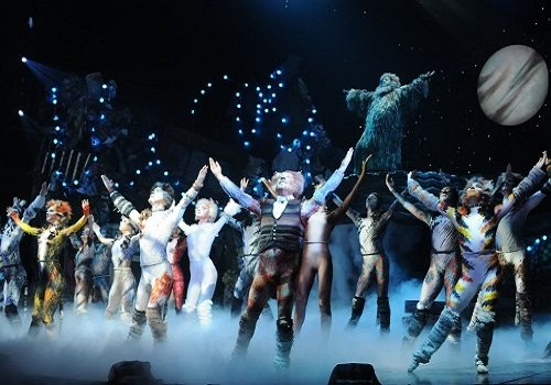 Cats - Production Shot 3
