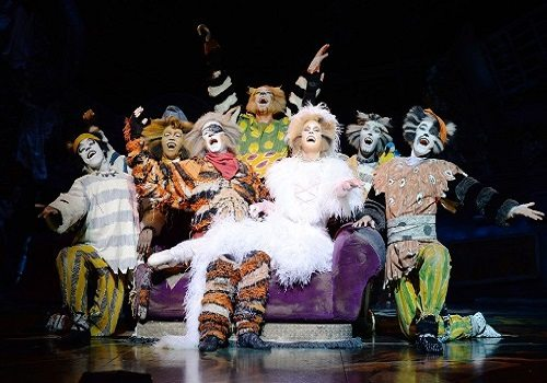 Cats - Production Shot 4