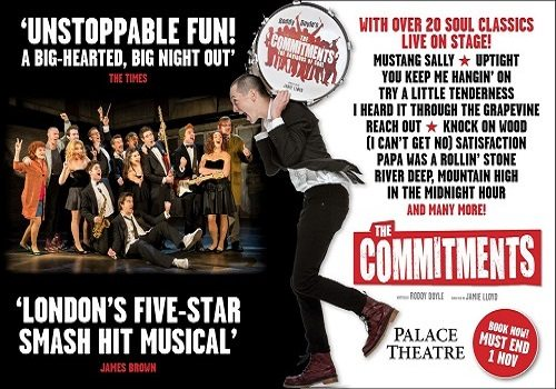 The Commitments Logo