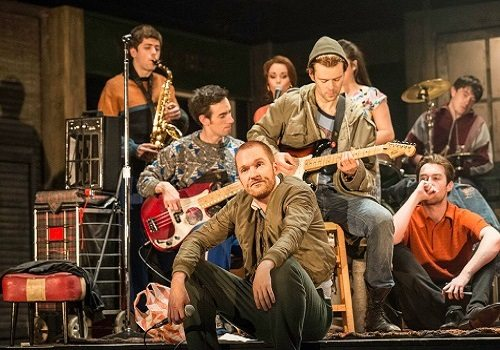 The Commitments - Production Shot