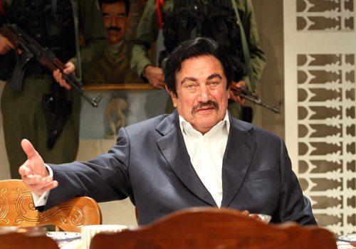 Dinner With Saddam - Steven Berkoff