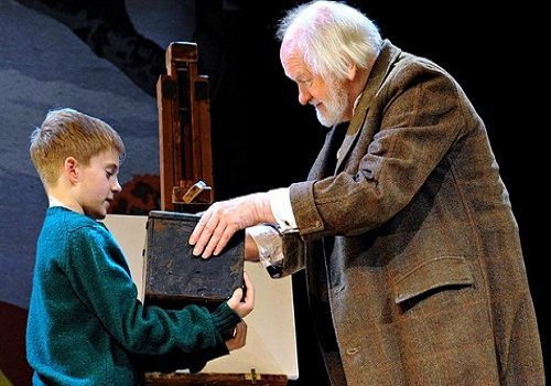 Goodnight Mister Tom - Production Shot 1