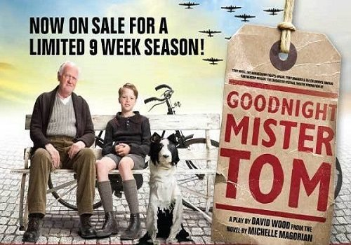 Goodnight Mister Tom Logo