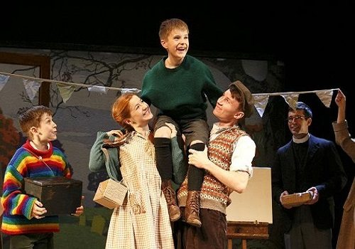 Goodnight Mister Tom - Production Shot 2