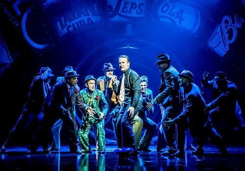 Guys and Dolls - Production Shot 2