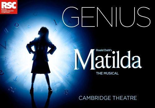Matilda Logo