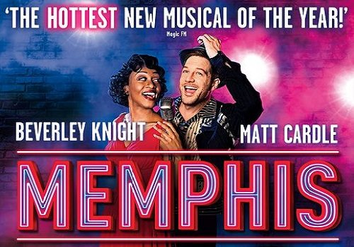 Memphis - Matt Cardle and Beverley Knight