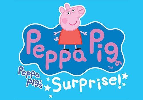 Peppa Pig Surprise Logo