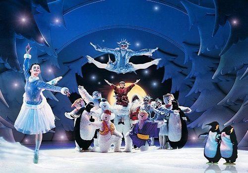 The Snowman - Production Shot 2