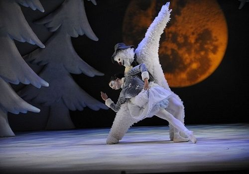 The Snowman - Production Shot 3