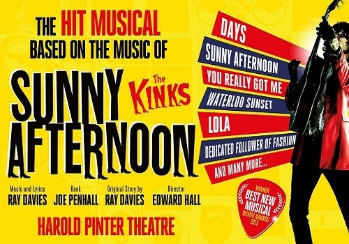 Sunny Afternoon Logo
