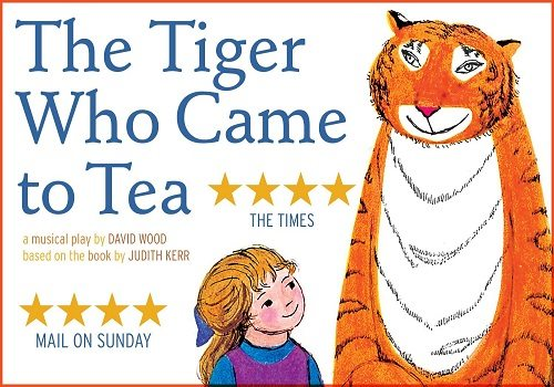 Tiger Who Came to Tea Logo