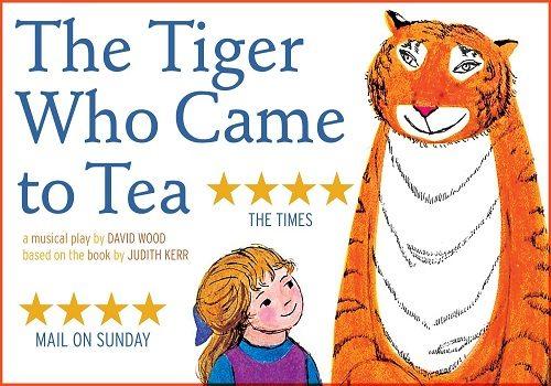 Tiger Who Came to Tea Logo