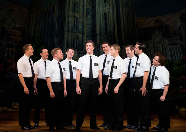 Book of Mormon - Review Shot 1