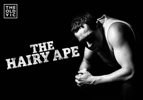 The Hairy Ape logo large
