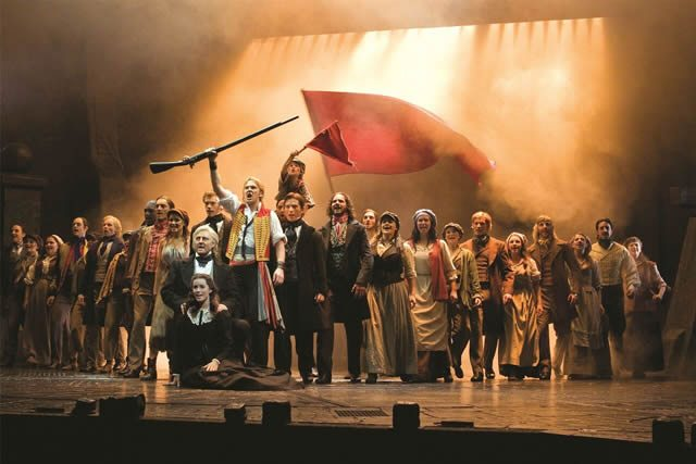 Les Miserables - Review Shot 1