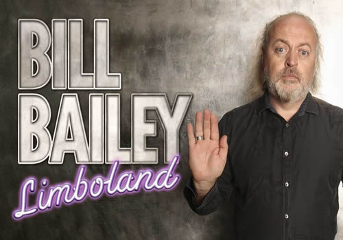 Bill Bailey Limboland logo large