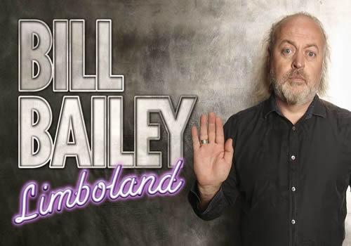 Bill Bailey Limboland logo large