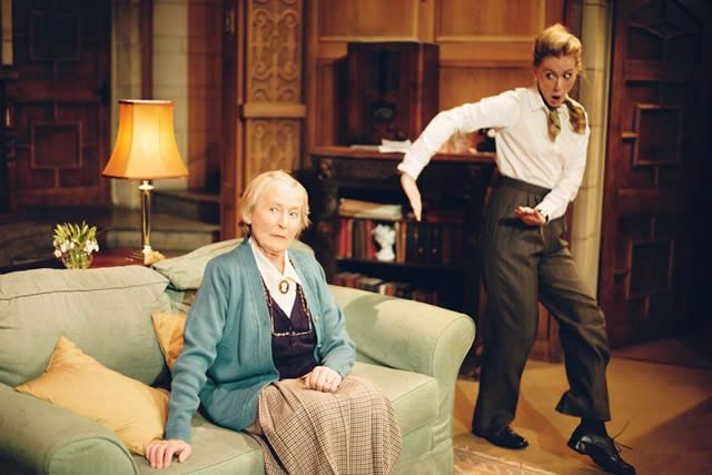 The Mousetrap - Review Shot 2